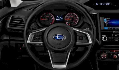 Nội thất Subaru XV