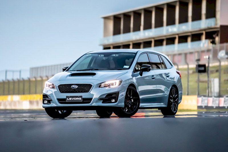 Subaru Levorg 2020: Kẻ khác biệt so với phần còn lại