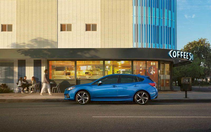 Subaru Impreza 2020: Ấn tượng mẫu Sedan hạng C của Subaru