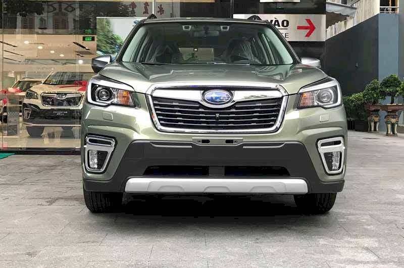 Subaru Forester 2020 mạnh tay giảm giá gần 200 triệu đồng tại Việt Nam đấu Honda CRV