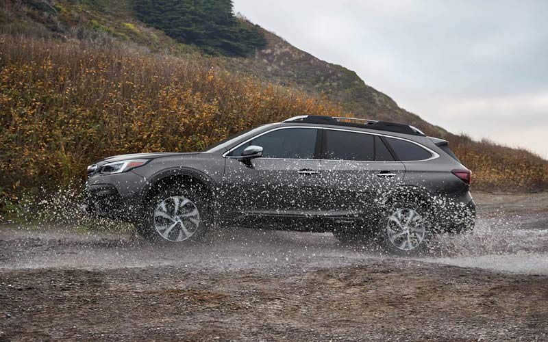 Subaru Outback 2020: Đánh giá chung phiên bản 2.5i-S EyeSight