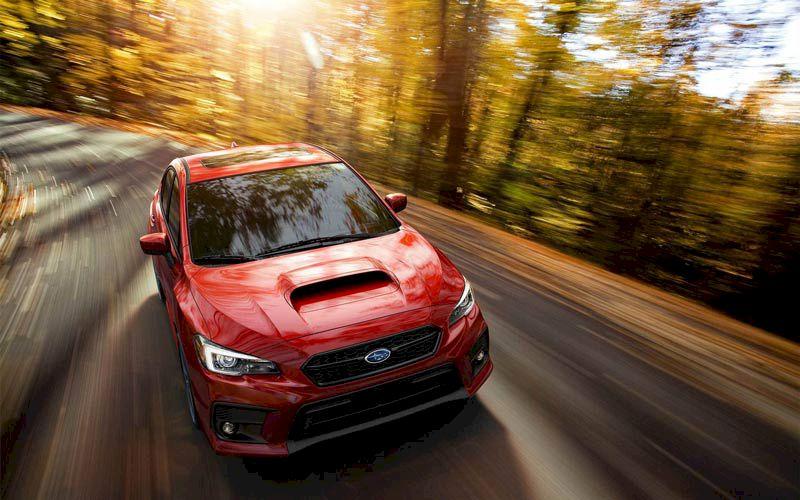 Subaru WRX STI 2020: trải nghiệm mẫu xe đường phố của Subaru