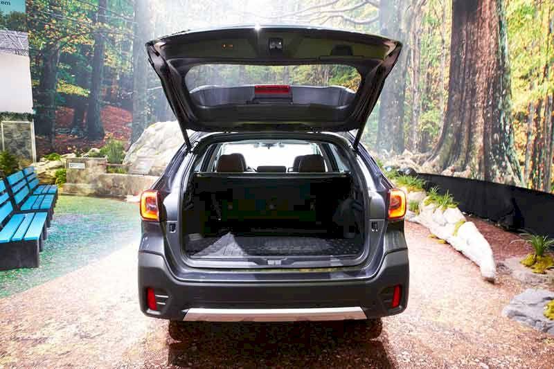 Subaru Outback 2.5i-S EyeSight 2021: Đánh giá so sánh mẫu SUV của Subaru