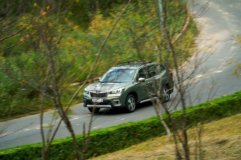 Trải nghiệm Subaru Forester  2.0i-S sau 1.000 km – Xuất Sắc!