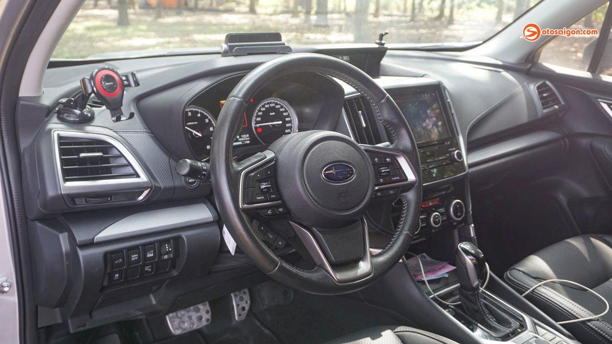 Người dùng đánh giá Subaru Forester 2.0i-S EyeSight : Có vài điểm chưa hài lòng