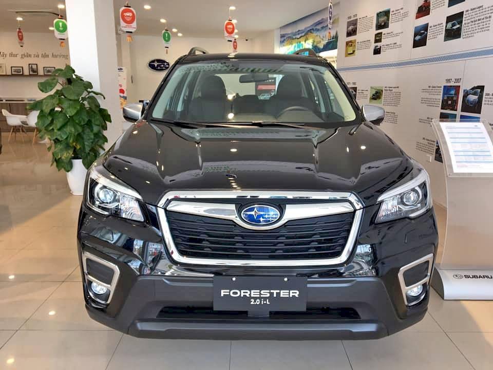 Giá xe Subaru tháng 01.2021: Giá đặc biệt cho Subaru Forester