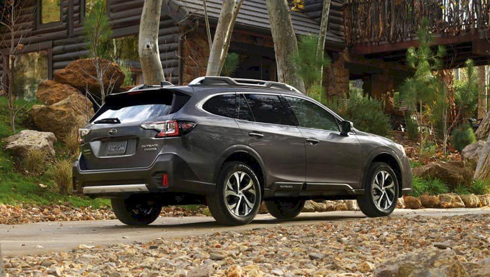 Subaru Outback 2021 dự kiến ra mắt tại Úc vào quý II/2021