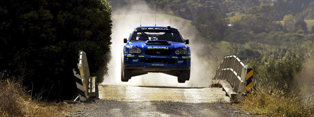 Subaru và những chiếc xe đua vô địch thế giới