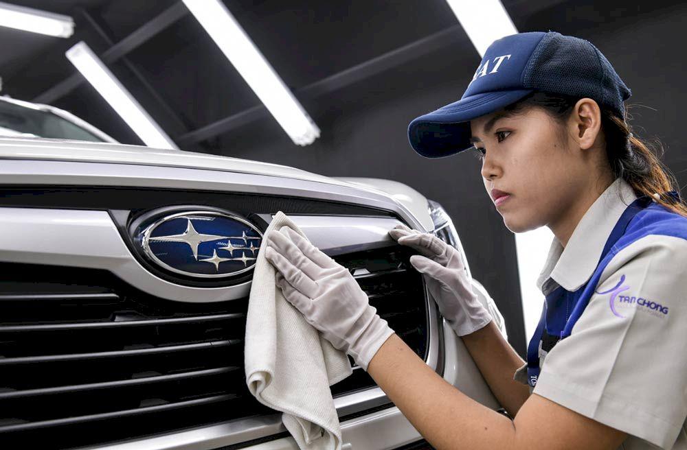 Subaru gửi lời chúc và ngàn ưu đãi nhân dịp quốc tế phụ nữ 8/3