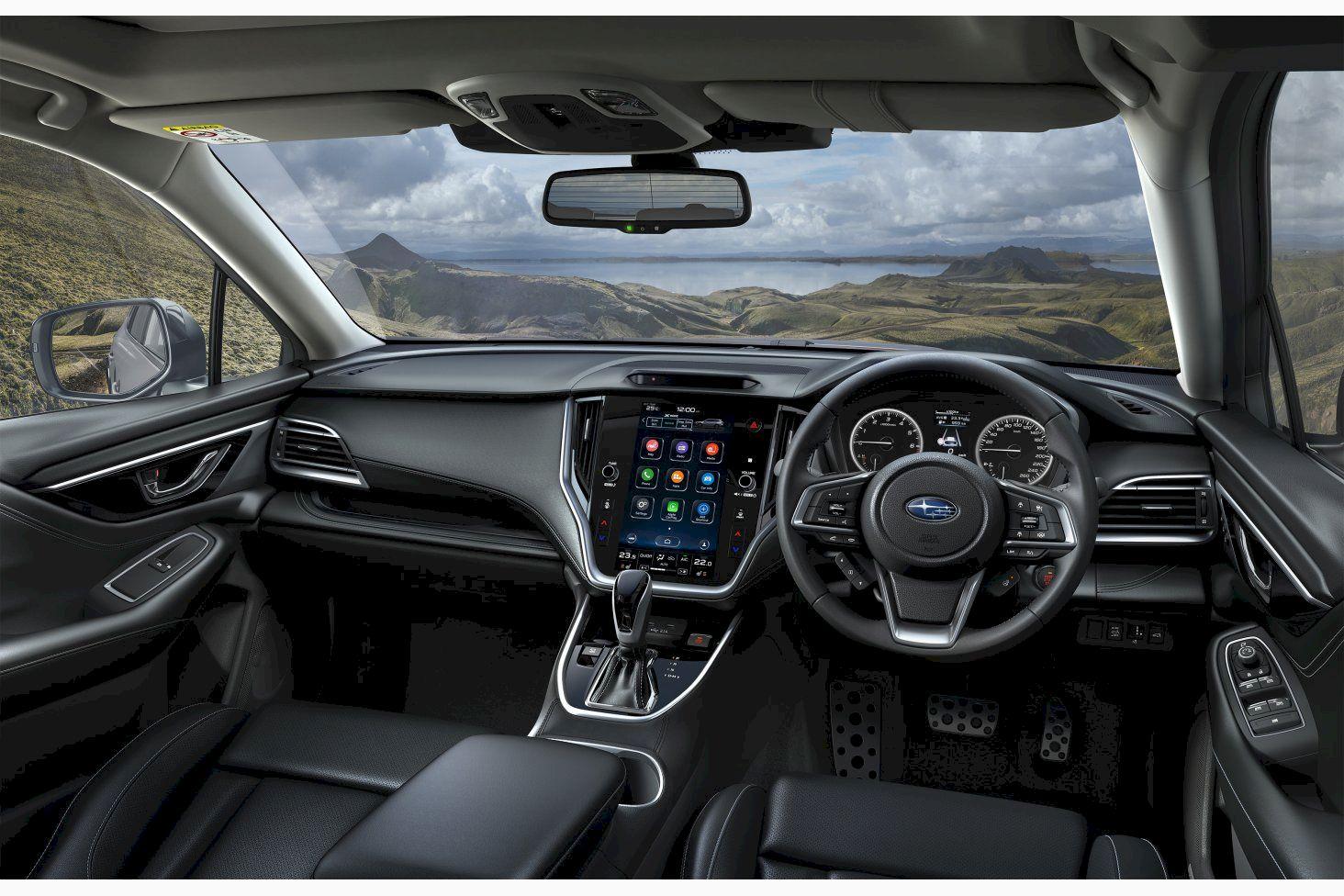 Subaru Outback 2021 EyeSight thế hệ thứ 6 chính thức ra mắt