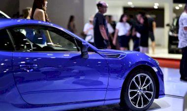 Ngoại thất Subaru BRZ
