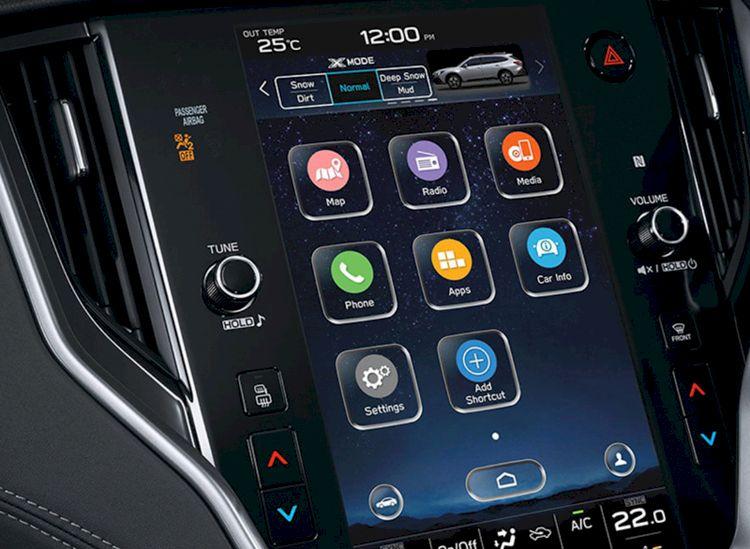 """Subaru Outback 2021 mẫu SUV  """"cập bến"""" Thái Lan với giá 2 tỷ đồng"""