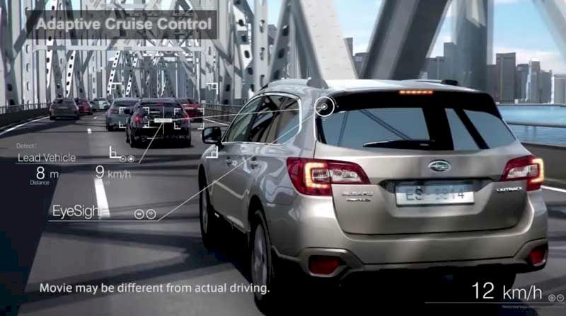 Subaru Forester 2021: Giá lăn bánh, khuyến mãi mới nhất tại Hà Nội