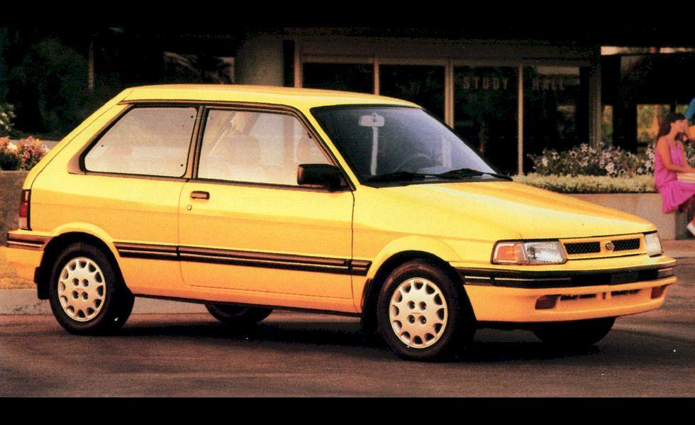 Lịch sử 50 năm thương hiệu ô tô Subaru trên đất Mỹ ( Phần III )