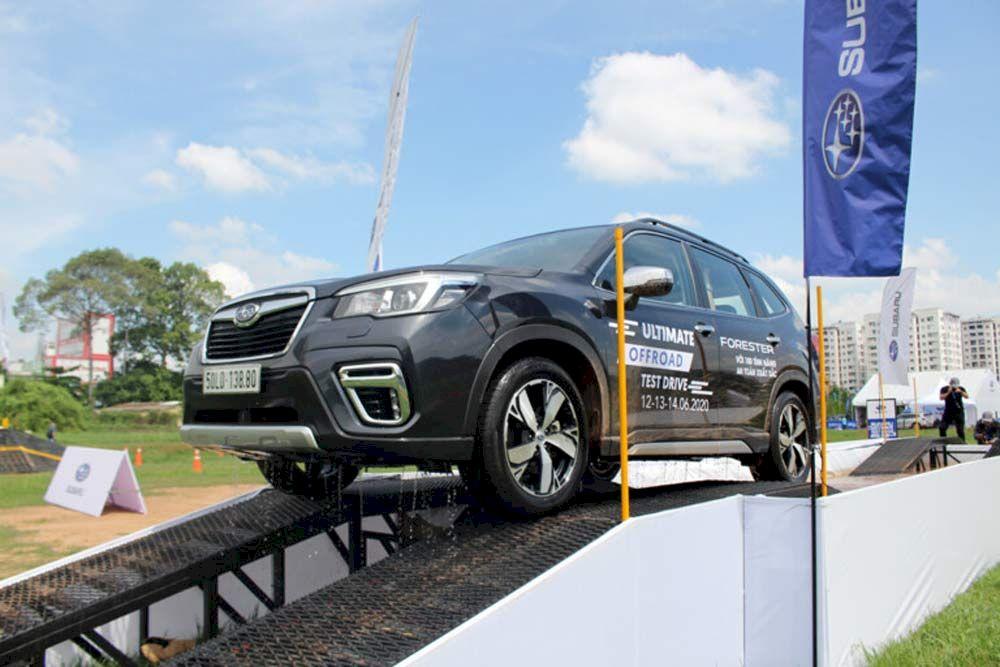 Đăng ký lái thử xe Subaru ở đâu tại Hà Nội và các tỉnh thành ?