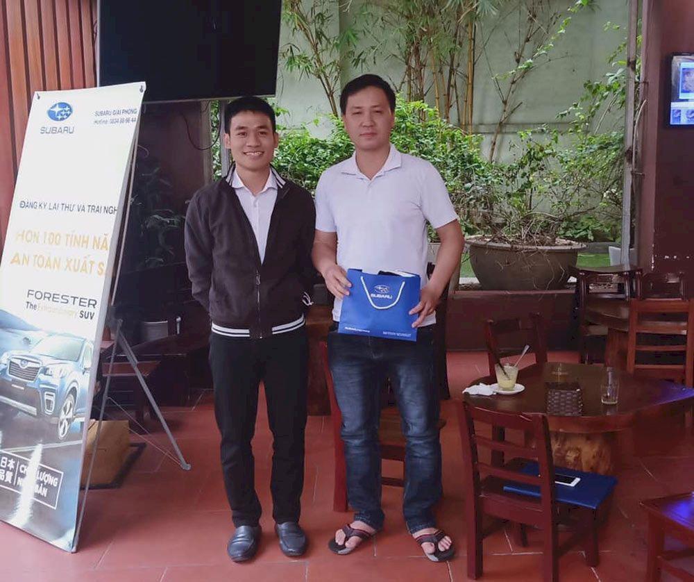 Subaru Giải Phóng: Lái thử và trải nghiệm xe Subaru tại TP Sơn La