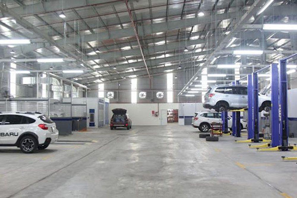 Subaru Hà Nội: Cập nhập giá xe, đại lý 3S chính hãng lớn nhất Miền Bắc