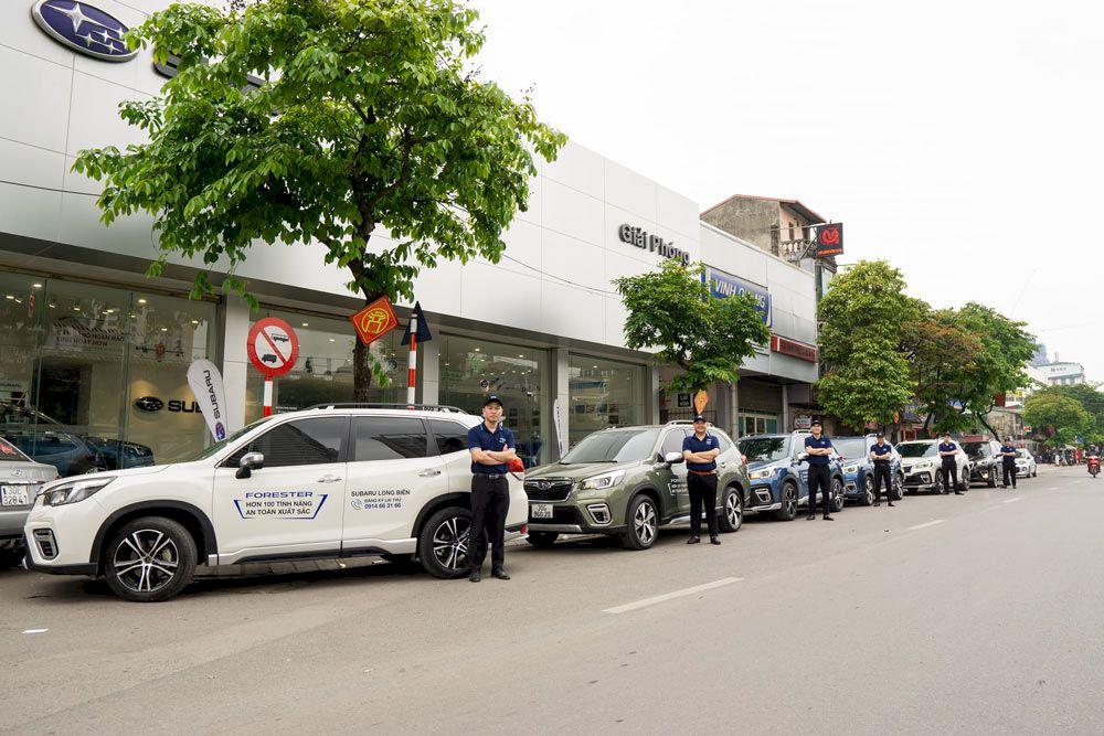 Subaru Giải Phóng: Cập nhập giá xe Subaru 2021 mới nhất tại Hà Nội