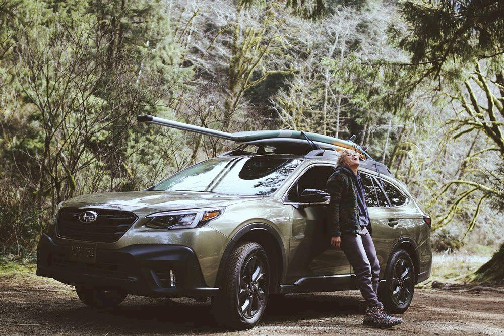 Subaru đã công bố giá xe Subaru Outback 2021 và các phiên bản dành cho thị trường Mỹ