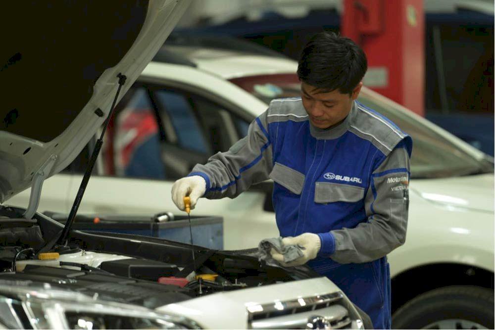 Chế độ bảo hành và bảo dưỡng khi mua xe Subaru Forester 2021 ?