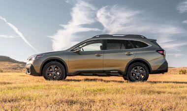 Ngoại thất Subaru Outback
