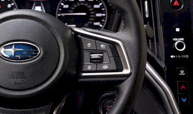 Nội thất Subaru Outback