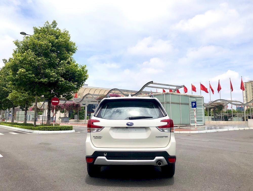 Subaru Forester : Giải đáp những thắc mắc về phiên bản mới nhất