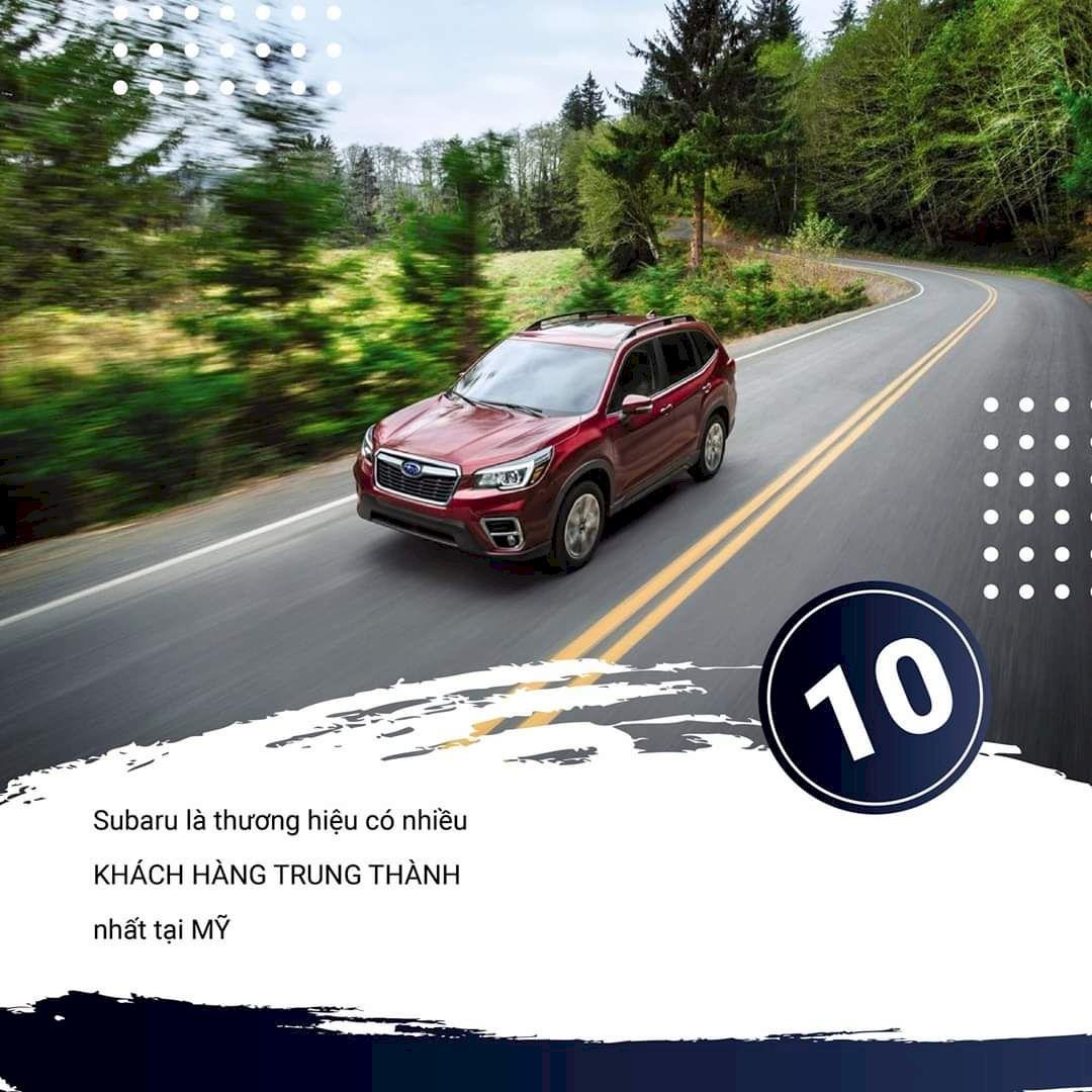 Subaru: Những chiếc xe ô tô an toàn vượt trội và công nghệ tiên tiến