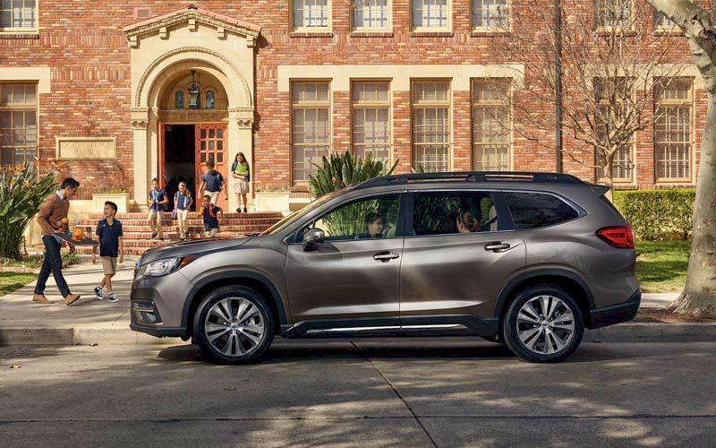 Subaru Ascent 2020: Đánh giá chung SUV 7 chỗ