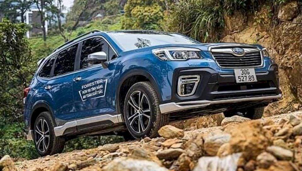Subaru Forester 2021 có những điểm gì nổi bật hơn so với CRV và CX5