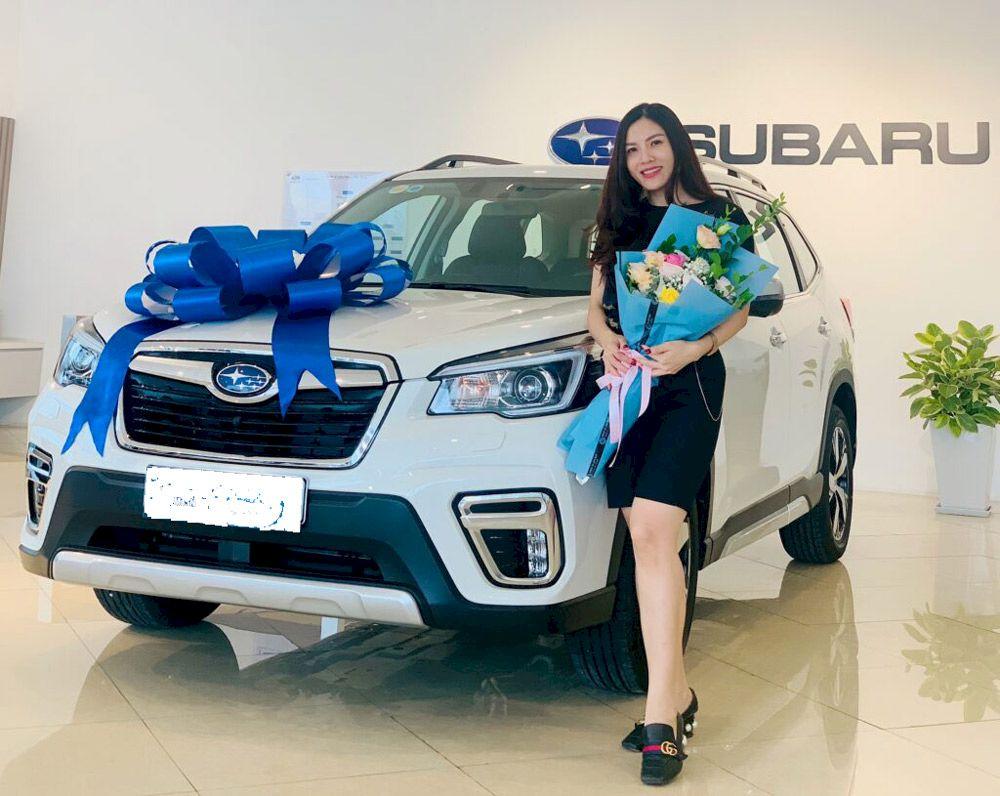 Cập nhập bảng giá xe Subaru Forester mới nhất tháng 06.2021