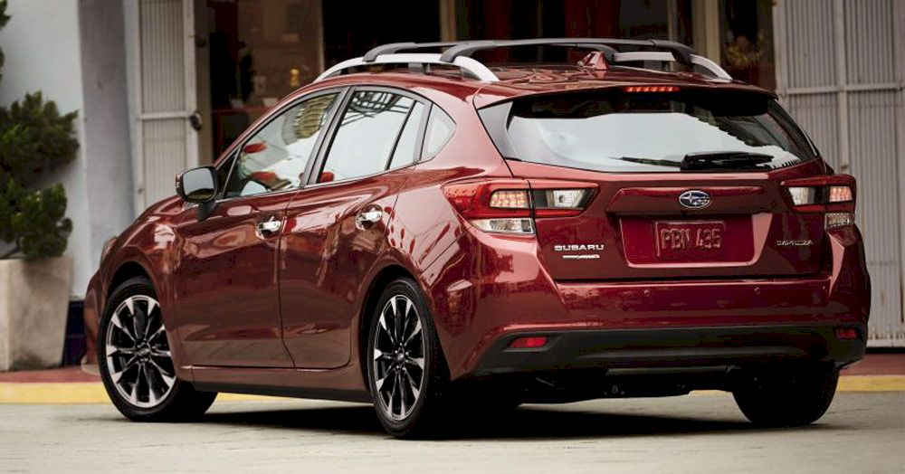 Subaru Impreza 2022 : Chính thức ra mắt với nhiều mầu sắc mới