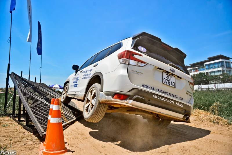 Tôi chọn Subaru Forester 2.0i-L 2020 trong phân khúc SUV