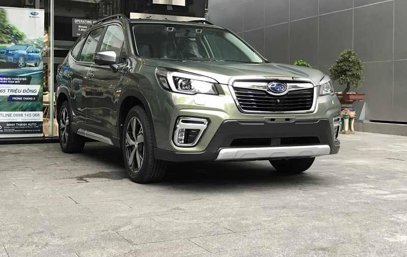 Subaru Forester : Cơ hội để tỏa sáng trong năm 2020 ?