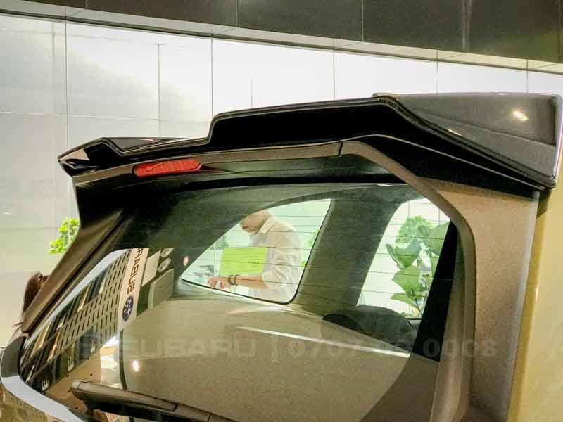 Subaru Forester 2.0i-S EyeSight GT Edition 2020 : Giá xe bản nâng cấp