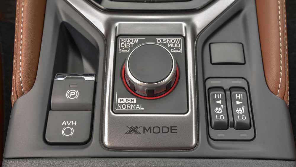 Subaru Forester 2021 báo giá xe từ 24.795 USD tại Mỹ