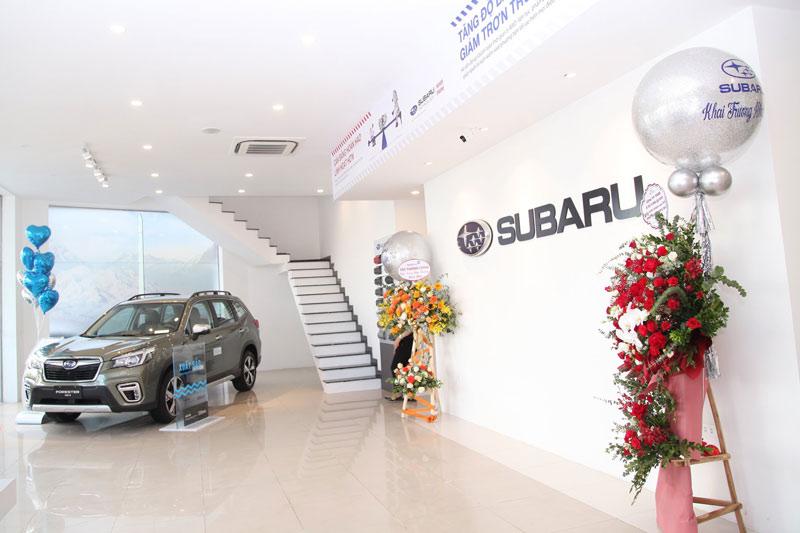 Subaru Giải Phóng: Cập nhập giá xe Subaru mới nhất tại Hà Nội