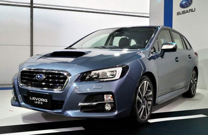 Subaru Levorg GTS EyeSight 2021: Cập nhập tính năng, giá xe mới nhất