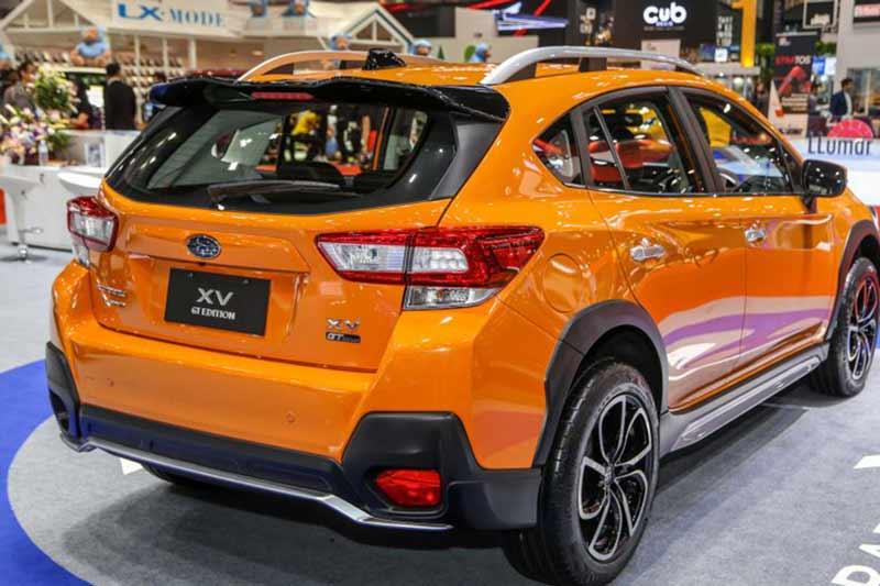 Subaru XV 2021: Cập nhập thông tin giá xe SUV 2.0i-S EyeSight